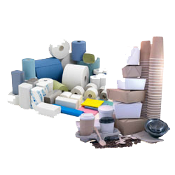 Tissue Papers & Disposals